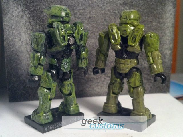 H4 Master Chief Repaint and then some 2012-10-21_21-29-14_388
