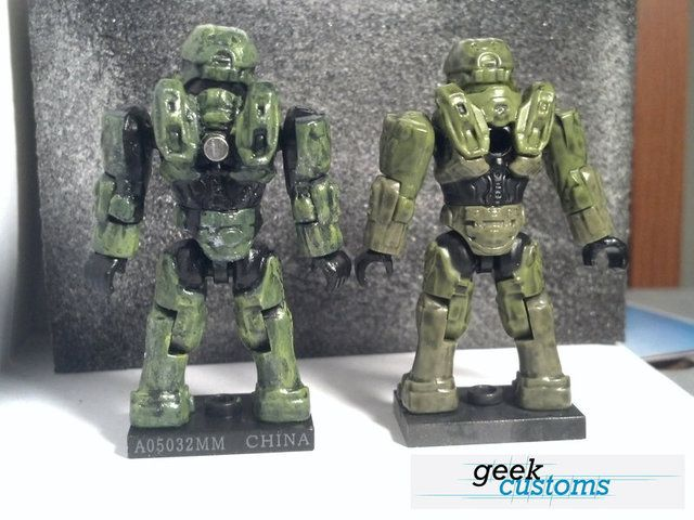 H4 Master Chief Repaint and then some 2012-10-21_21-29-32_401