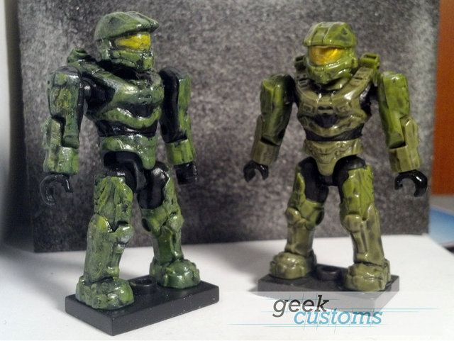 H4 Master Chief Repaint and then some 2012-10-21_21-29-42_931
