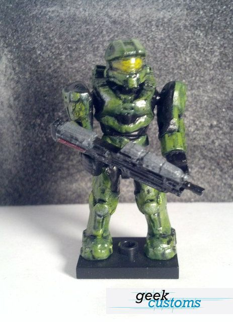 H4 Master Chief Repaint and then some 2012-10-21_21-30-23_943