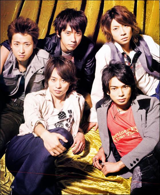 Arashi 嵐 Potato3ve1