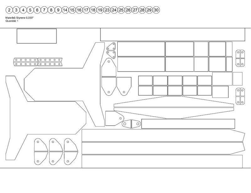kit déminage PT34 pour char russes  Mineroller02