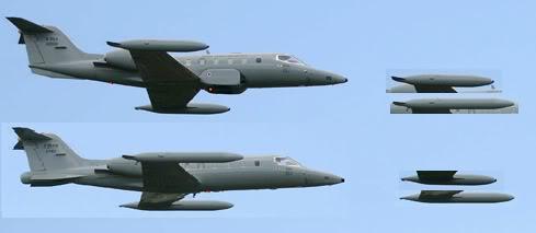 R-35A Modernizado - la aeronave mas secreta de la FAB R-35AM