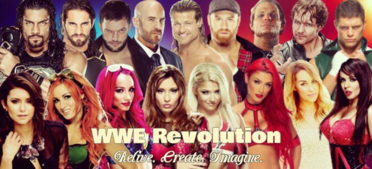 WWE: Revolution