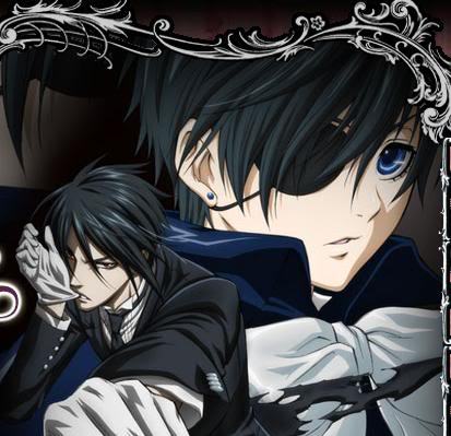 BLACK BUTLER ♥ Kuroshitsuji