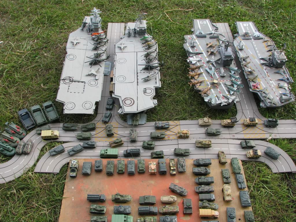 preparando ejercicios de desembarco y acciones conjuntas... IMG_2357