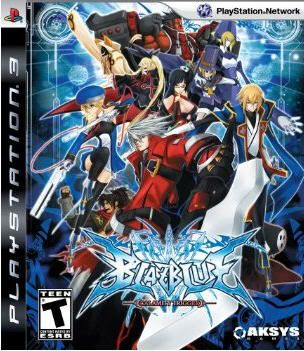 Leemaster's Top Ten games of '09 BLAZBLUE