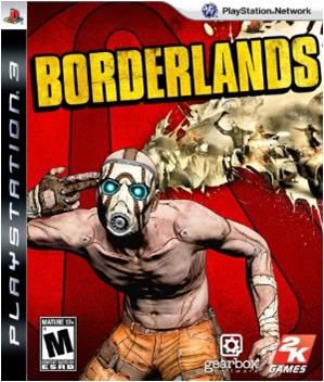 Leemaster's Top Ten games of '09 Borderlands