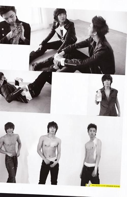 صور فرقة MBLAQ Vogue3