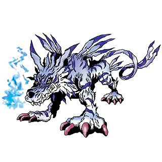 Digimon Fans lo bueno y lo malo Garurumon