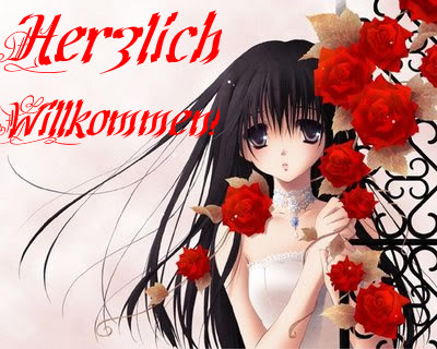 Anime-Manga-Welt - Portal Lonely_anime_girl_and_red_roses-1