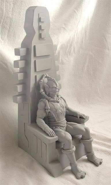 Nimajneb sculpture ! - Page 2 WIP15