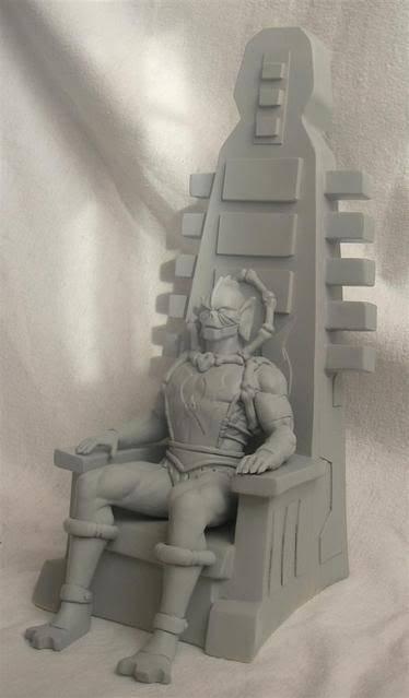 Nimajneb sculpture ! - Page 2 WIP17