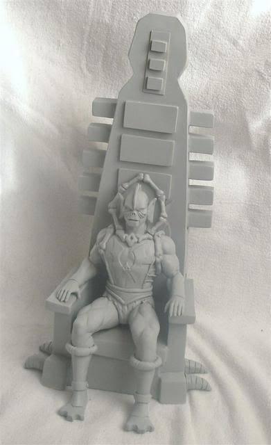 Nimajneb sculpture ! - Page 2 WIP21