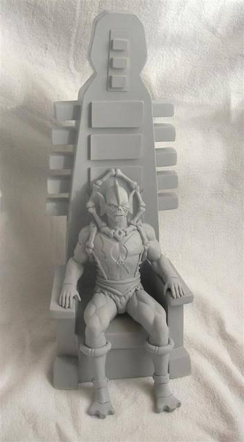 Nimajneb sculpture ! - Page 2 WIP22