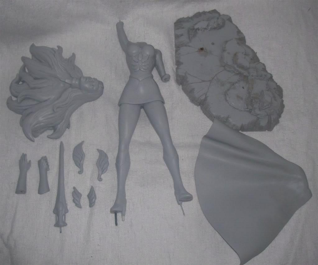 Nimajneb sculpture ! SHE-RA1