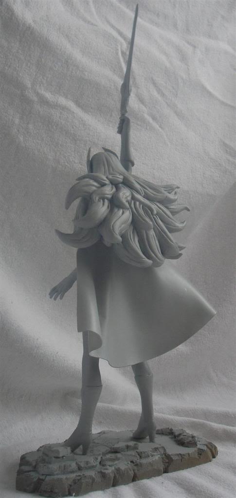 Nimajneb sculpture ! SHE-RA5