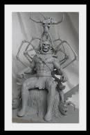 Nimajneb sculpture ! WIP17