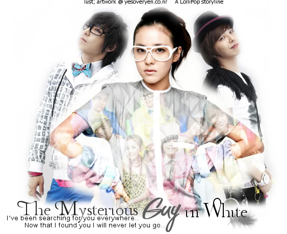 The Mysterious Guy in White TMGIW