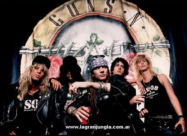 Guns N Roses 7 Days In Rio [MiniDVD] 111-2
