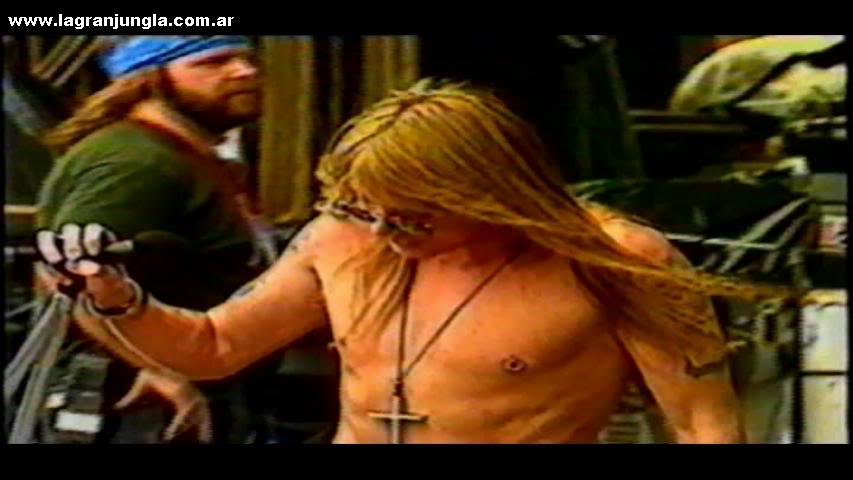 Guns N Roses 7 Days In Rio [MiniDVD] 67m5h2