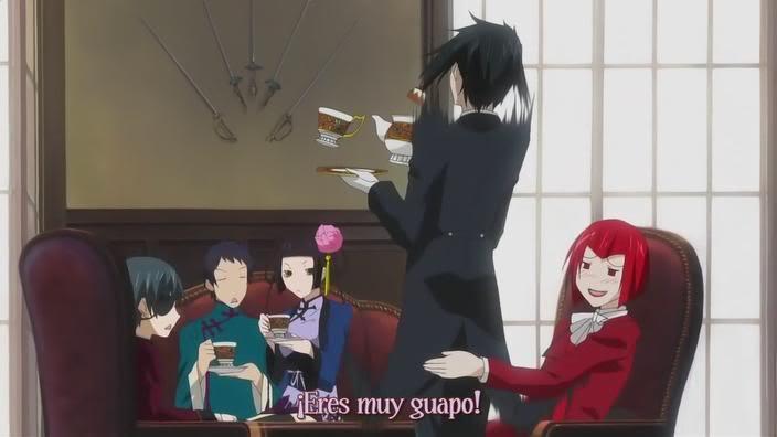 Anunciado o novo anime de Kuroshitsuji 1-16