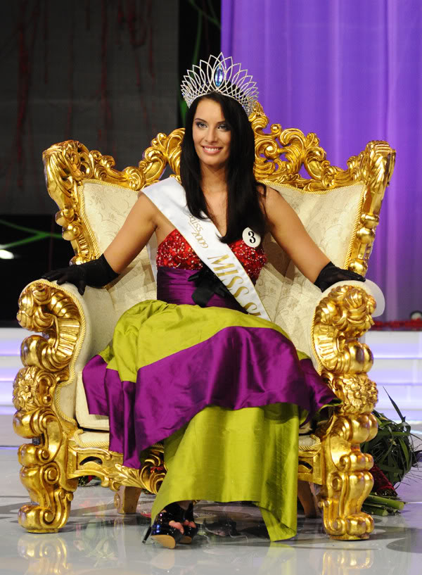 Official thread of Barbora Franekova - Miss Slovakia World 2009 2052994