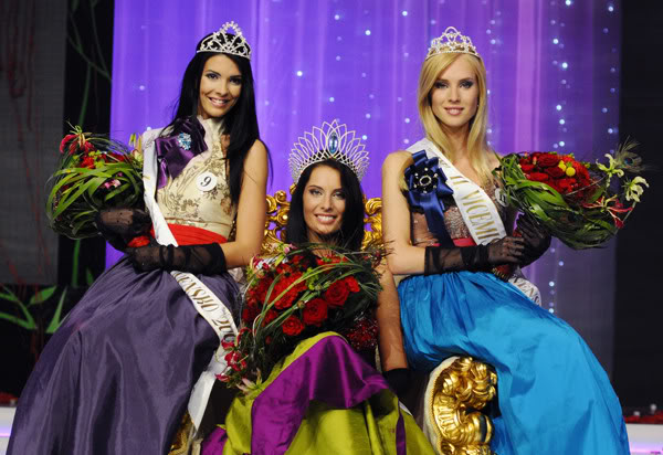 Miss Slovakia (World) 2009 in pictures 2052998