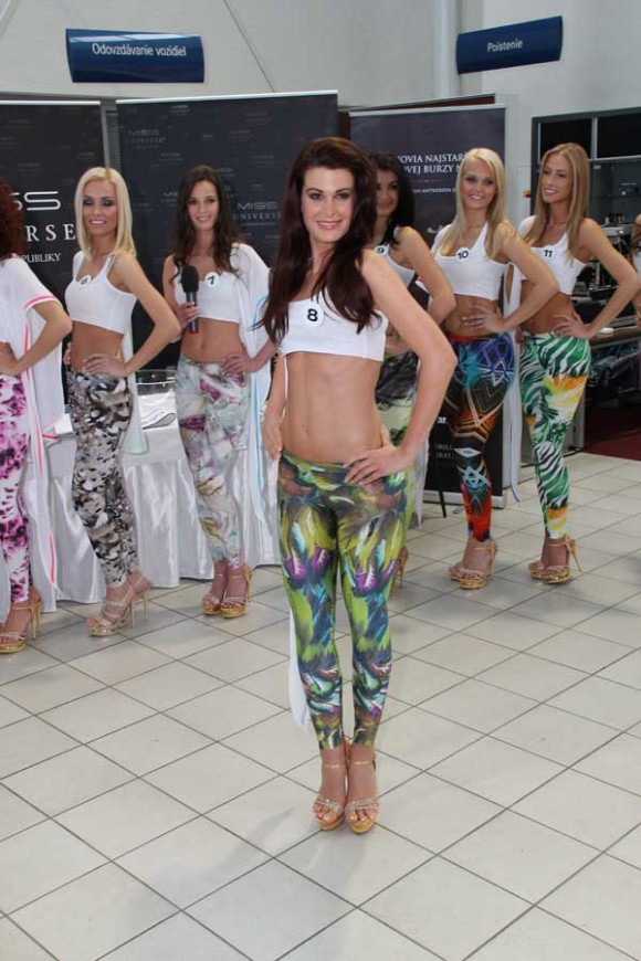 Road to Miss Slovak Republic Universe 2012 (Final Tonight) - Page 2 2309555