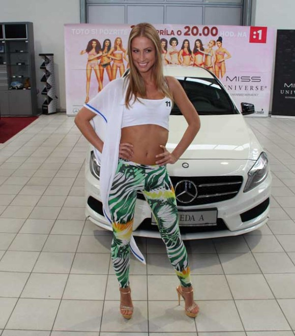 Road to Miss Slovak Republic Universe 2012 (Final Tonight) - Page 2 2309565