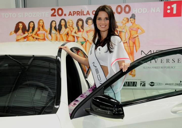 Road to Miss Slovak Republic Universe 2012 (Final Tonight) 528958_3348823092764_1634441033_2731737_1143108606_n