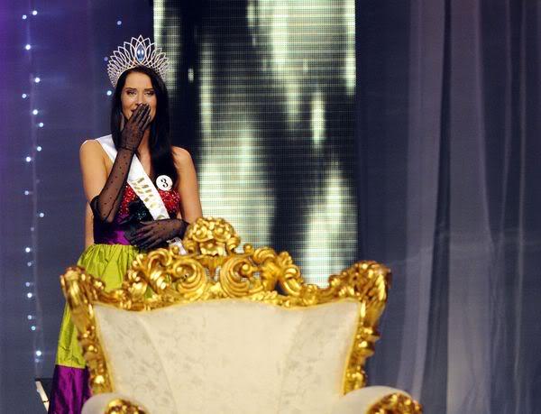 Miss Slovakia (World) 2009 in pictures Barbora_franekova_miss_2