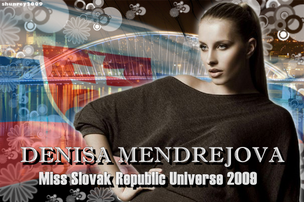 The OFFICIAL thread of Denisa Mendrejova (SLOVAK REPUBLIC UNIVERSE 2009)™ - Page 3 Denisamendrejovabyshunreyphilippine