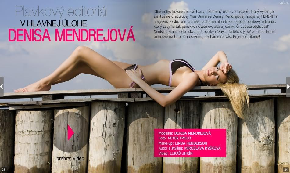 The OFFICIAL thread of Denisa Mendrejova (SLOVAK REPUBLIC UNIVERSE 2009)™ - Page 10 Fem2