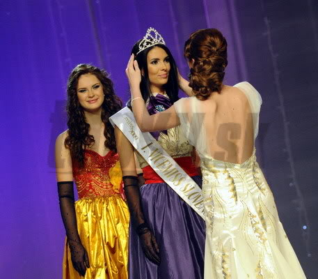 Miss Slovakia (World) 2009 in pictures Gaedg-1