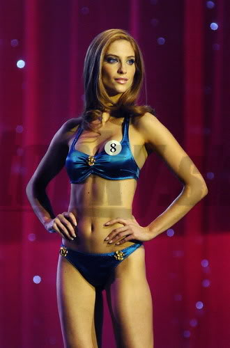 Miss Slovakia (World) 2009 in pictures Gersg-1