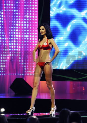 Miss Slovakia (World) 2009 in pictures Ghreg-1