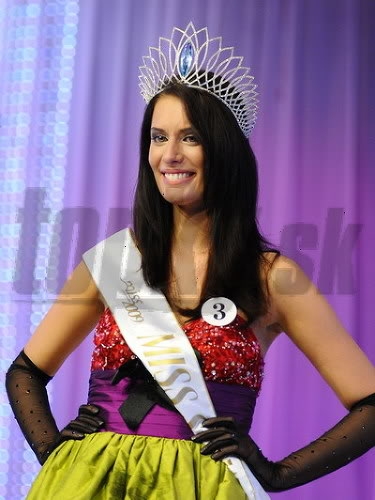 Official thread of Barbora Franekova - Miss Slovakia World 2009 Greg-1
