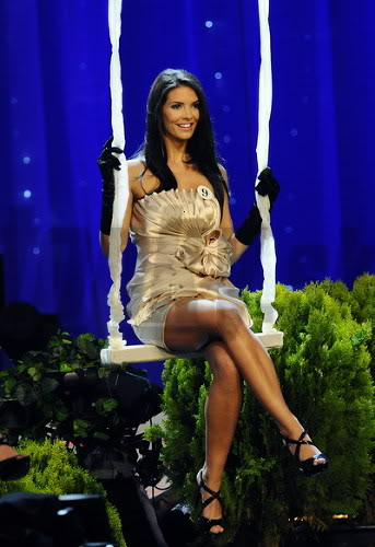 Miss Slovakia (World) 2009 in pictures Hreh