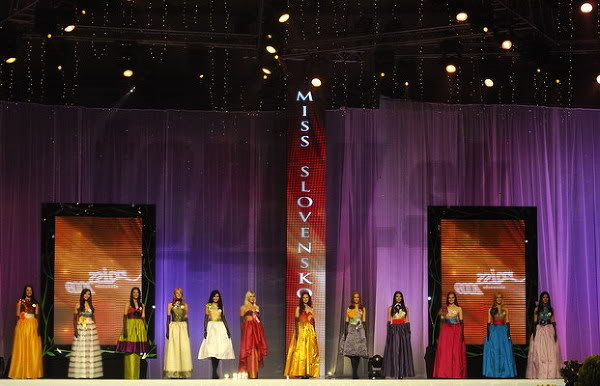Miss Slovakia (World) 2009 in pictures Hreht-1