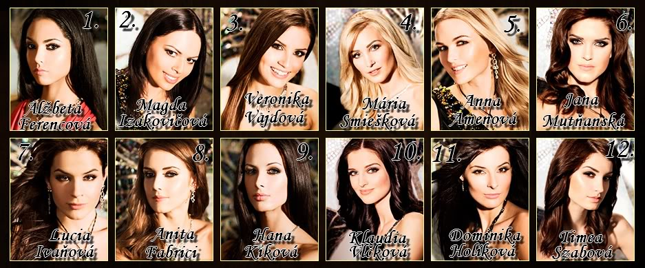 Road to MU Slovak Republic 2010! This Sunday! Post your bets! - Page 3 Missuniverse