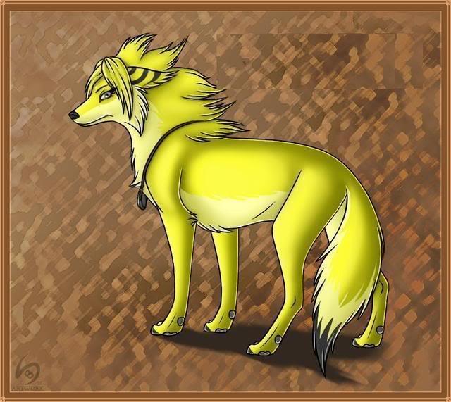 Mi personaje >w< Lemon