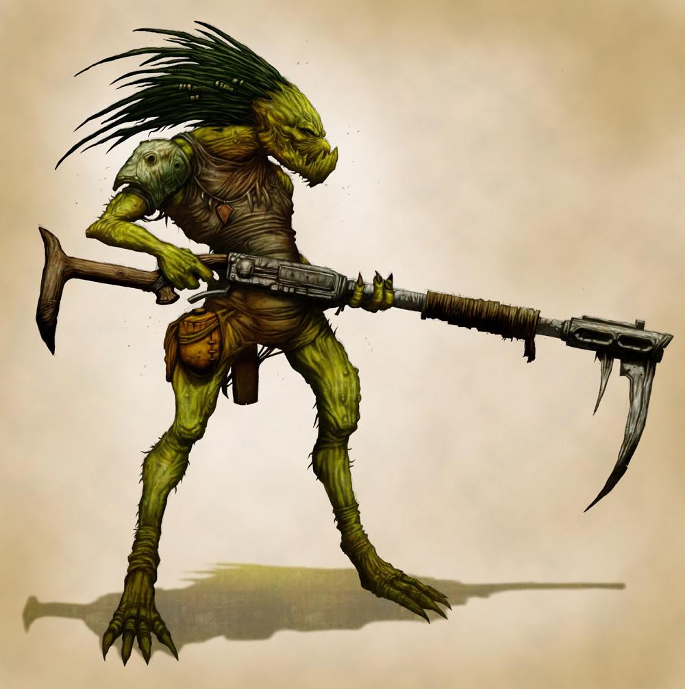Tello's pix's Kroot_Mercenary