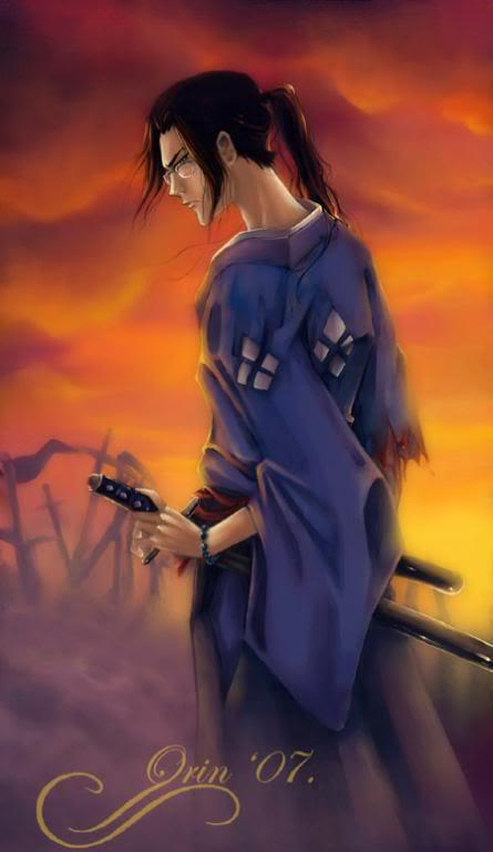 Guess the anime/manga screenshot! ___Ronin____by_orin