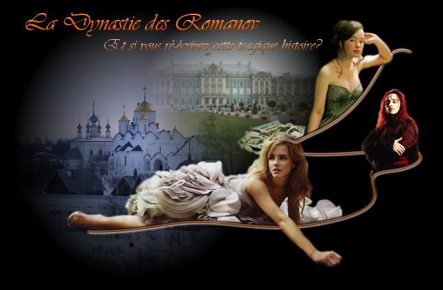 La Dynastie des Romanov, ré-écrivez l'histoire tragique d'une monarchie.