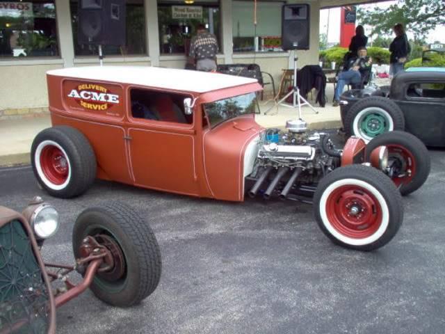 Ford 26 -  Rat Rod o Segundinho FINALIZADO !!!! Referencia