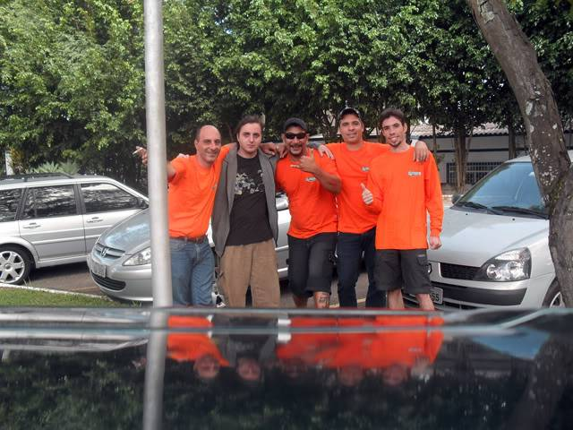 II Open IPMS São Jose dos Campos/SP - Abril/2011 Fotos Chegadaeventosojos