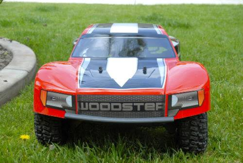 Woodster Wide SCT bodyshell for HPI Baja 5T/5SC Woodstersct-1