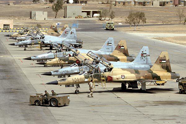 Fuerzas Armadas de Jordania 11-2