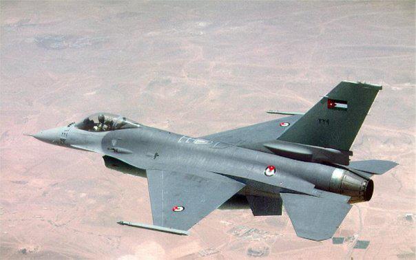 Fuerzas Armadas de Jordania 12-2